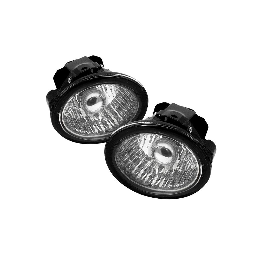 Spyder Auto ® - Clear OEM Style Fog Lights (5021137)