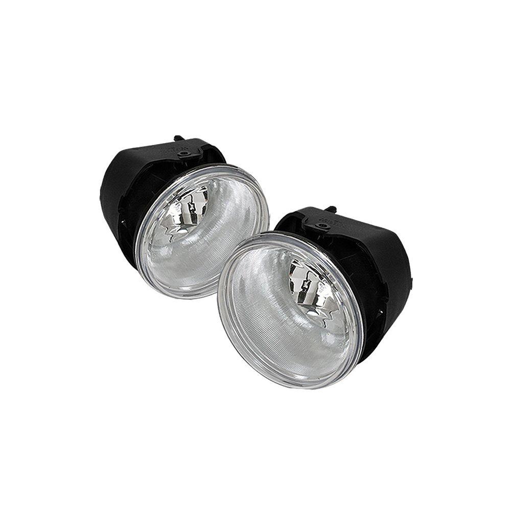 Spyder Auto ® - Clear OEM Style Fog Lights (5034878)