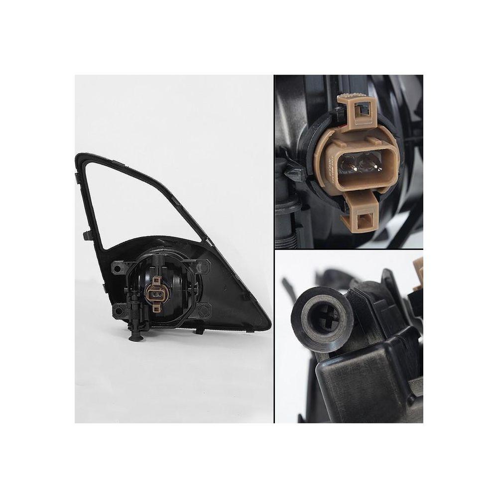 Spyder Auto ® - Clear OEM Style Fog Lights (5076038)