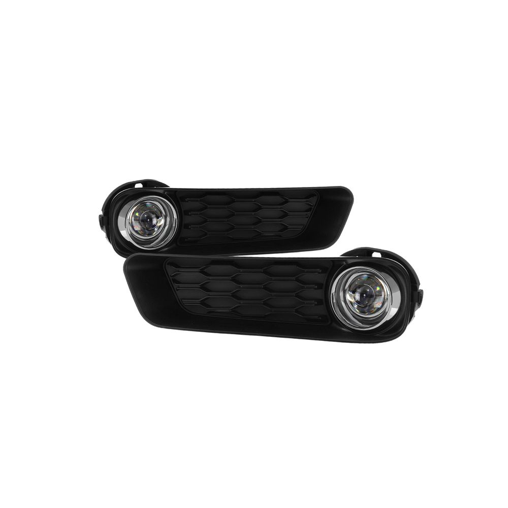 Spyder Auto ® - Clear OEM Style Fog Lights (5080431)