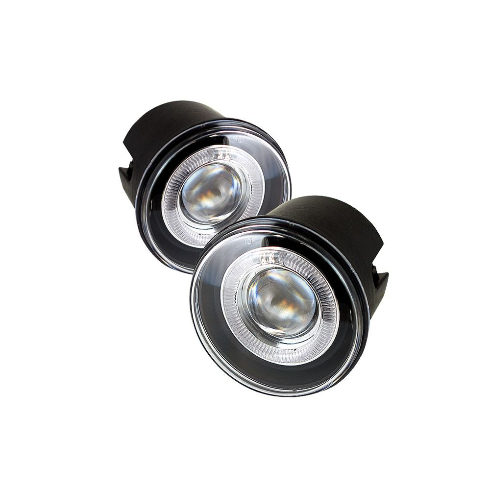 Spyder Auto ® - Clear Projector Fog Lights (5015785)