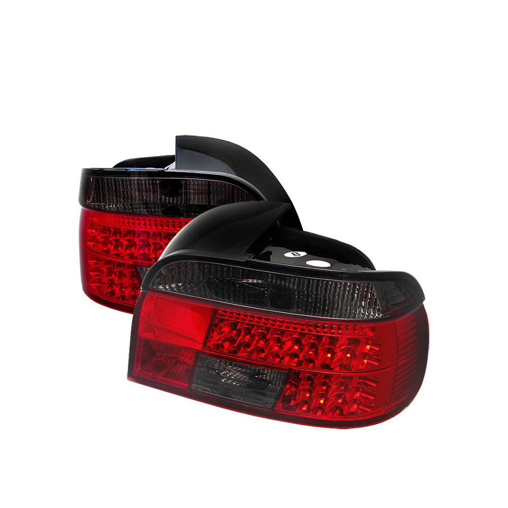Spyder Auto ® - Red Smoke LED Tail Lights (5000682)