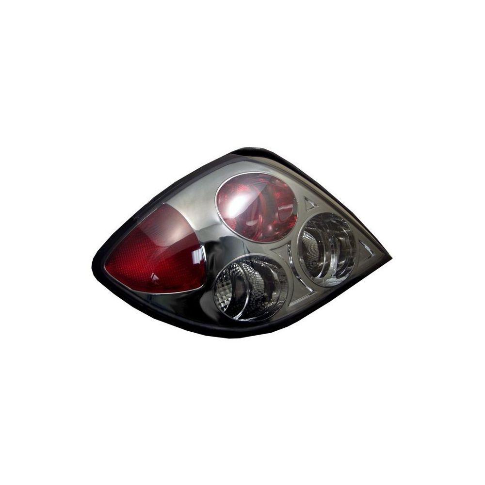 Spyder Auto ® - Smoke Euro Style Tail Lights (5005380)