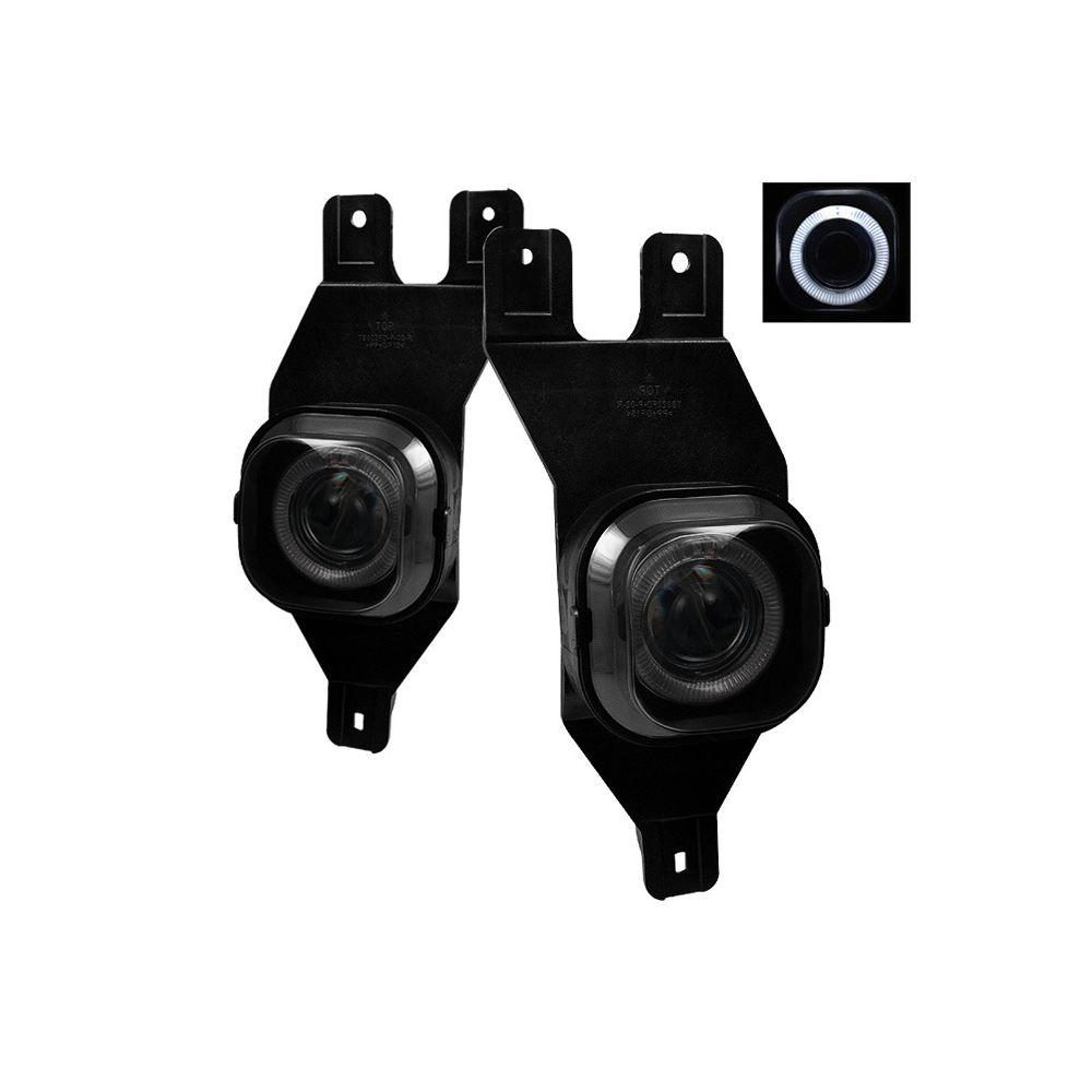 Spyder Auto ® - Smoke Halo Projector Fog Lights (5021366)