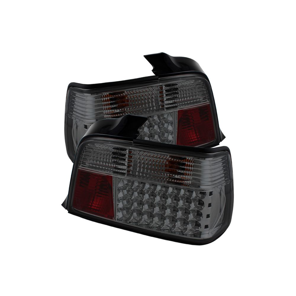 Spyder Auto ® - Smoke LED Tail Lights (5000590)