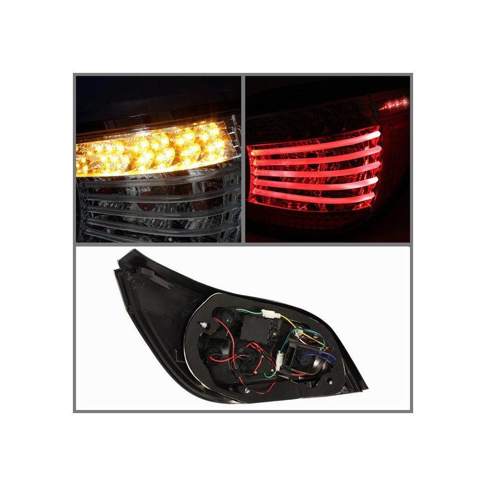 Spyder Auto ® - Smoke LED Tail Lights (5000880)