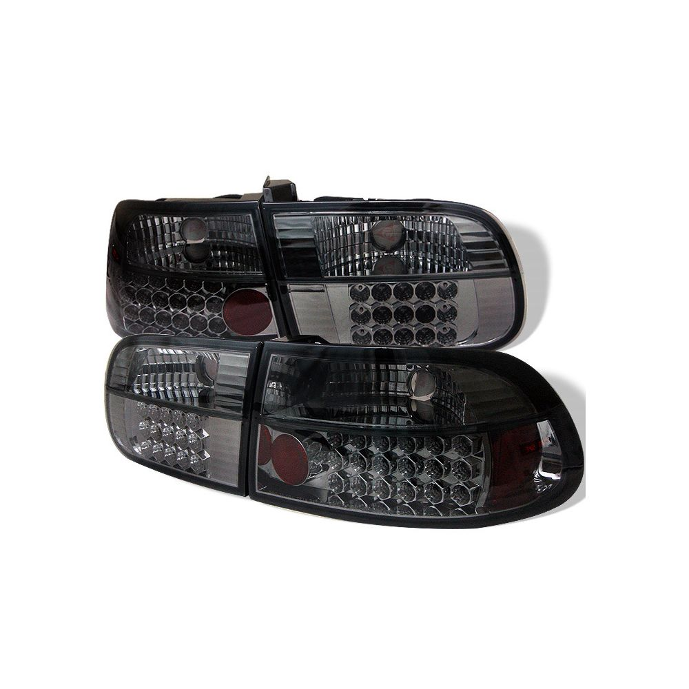 Spyder Auto ® - Smoke LED Tail Lights (5004758)