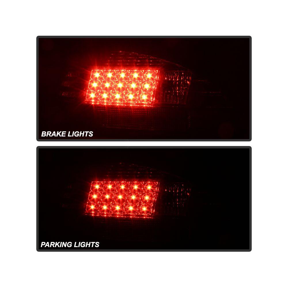 Spyder Auto ® - Smoke LED Tail Lights (5007179)