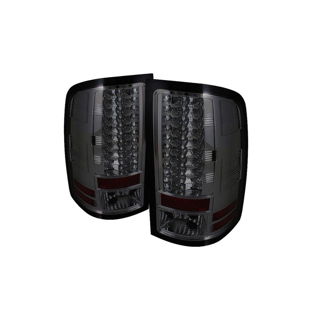 Spyder Auto ® - Smoke LED Tail Lights (5014962)