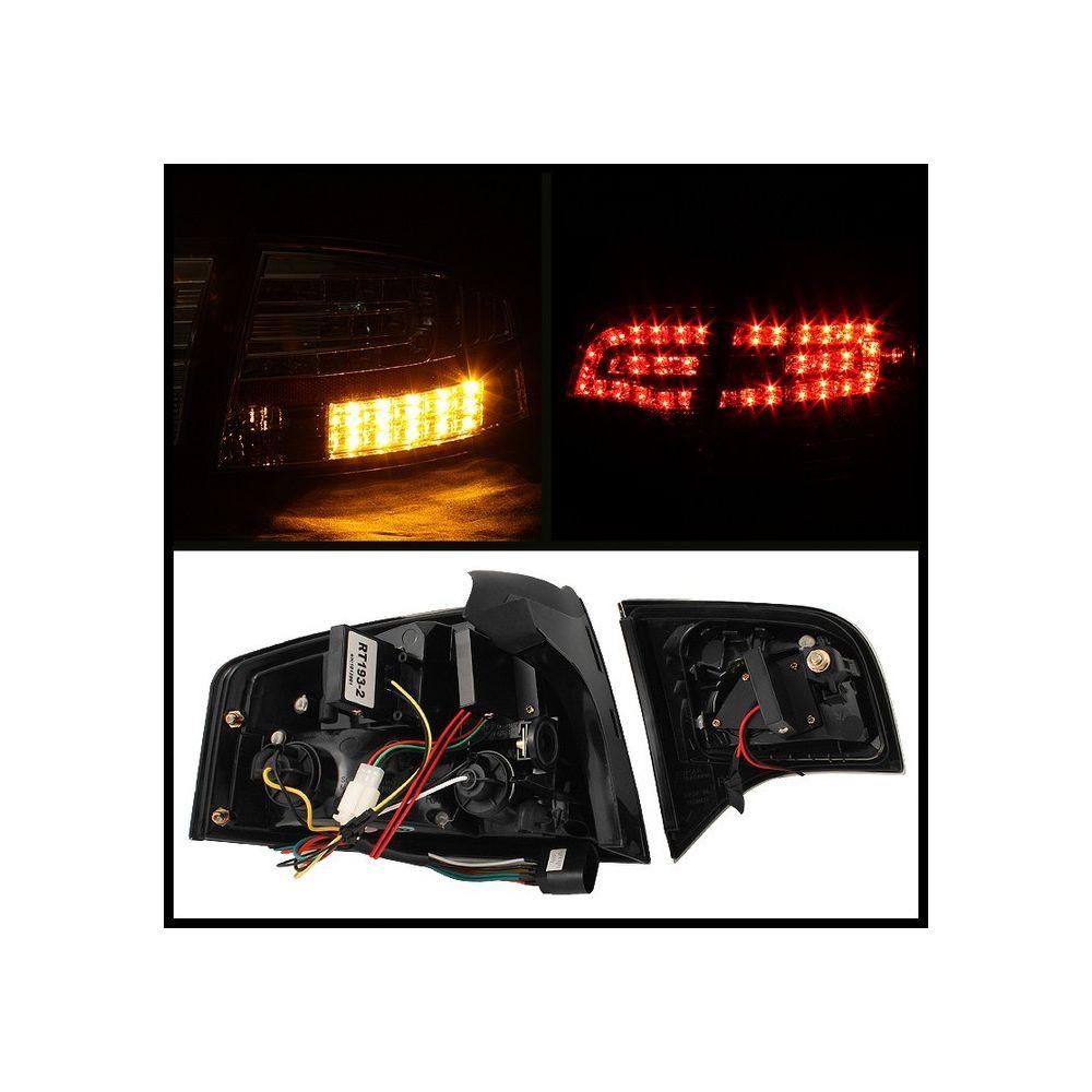 Spyder Auto ® - Smoke LED Tail Lights (5029317)