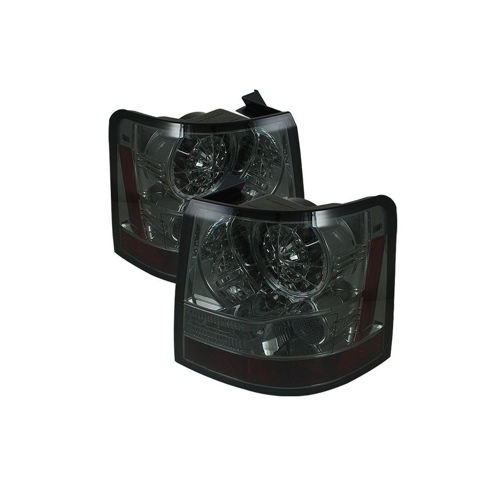 Spyder Auto ® - Smoke LED Tail Lights (5032591)