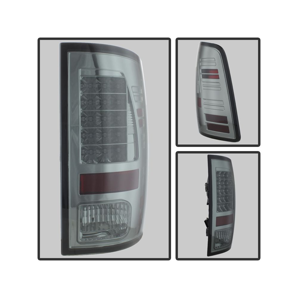 Spyder Auto ® - Smoke LED Tail Lights (5077554)