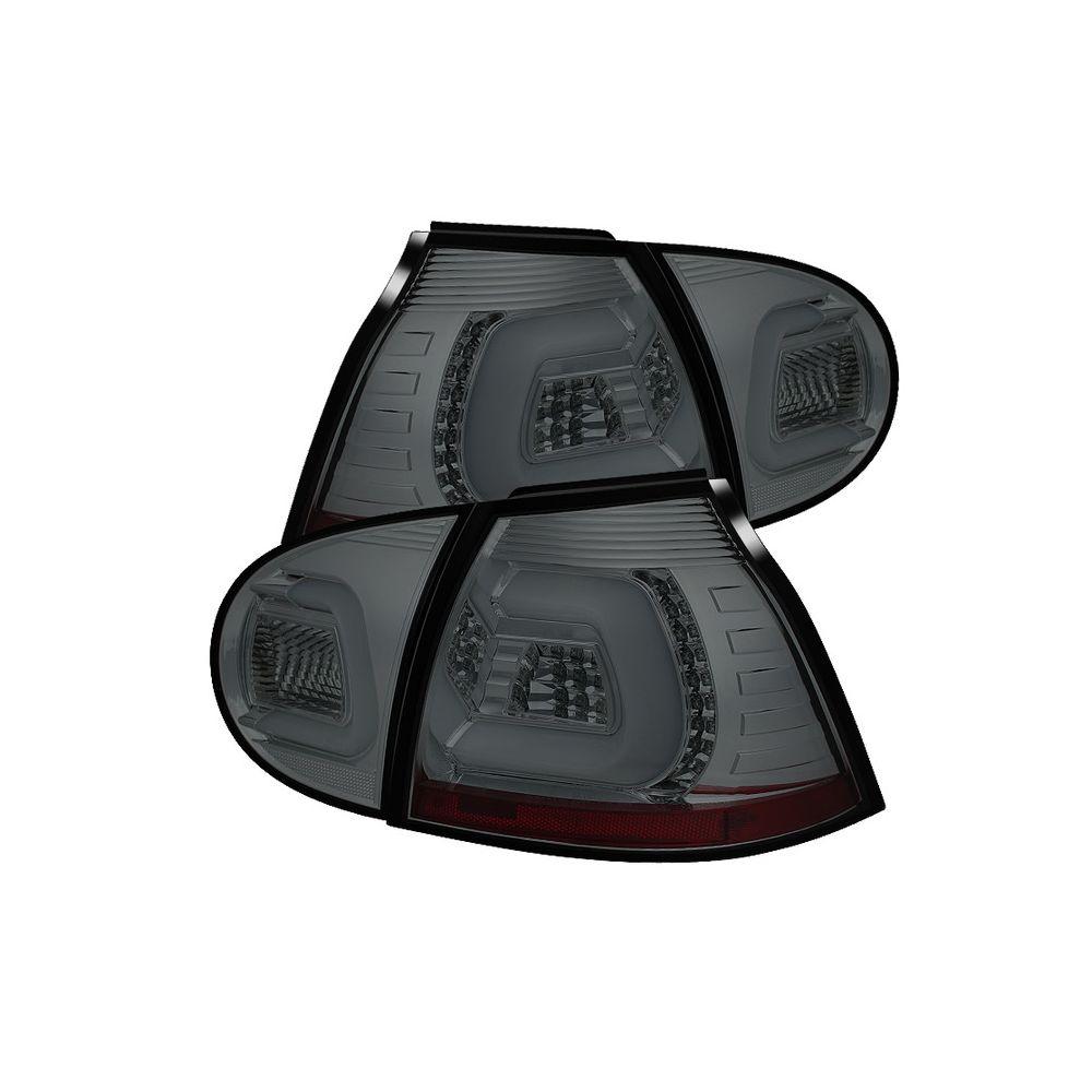 Spyder Auto ® - Smoke LED Turn Signal LED Tail Lights  (5073785)