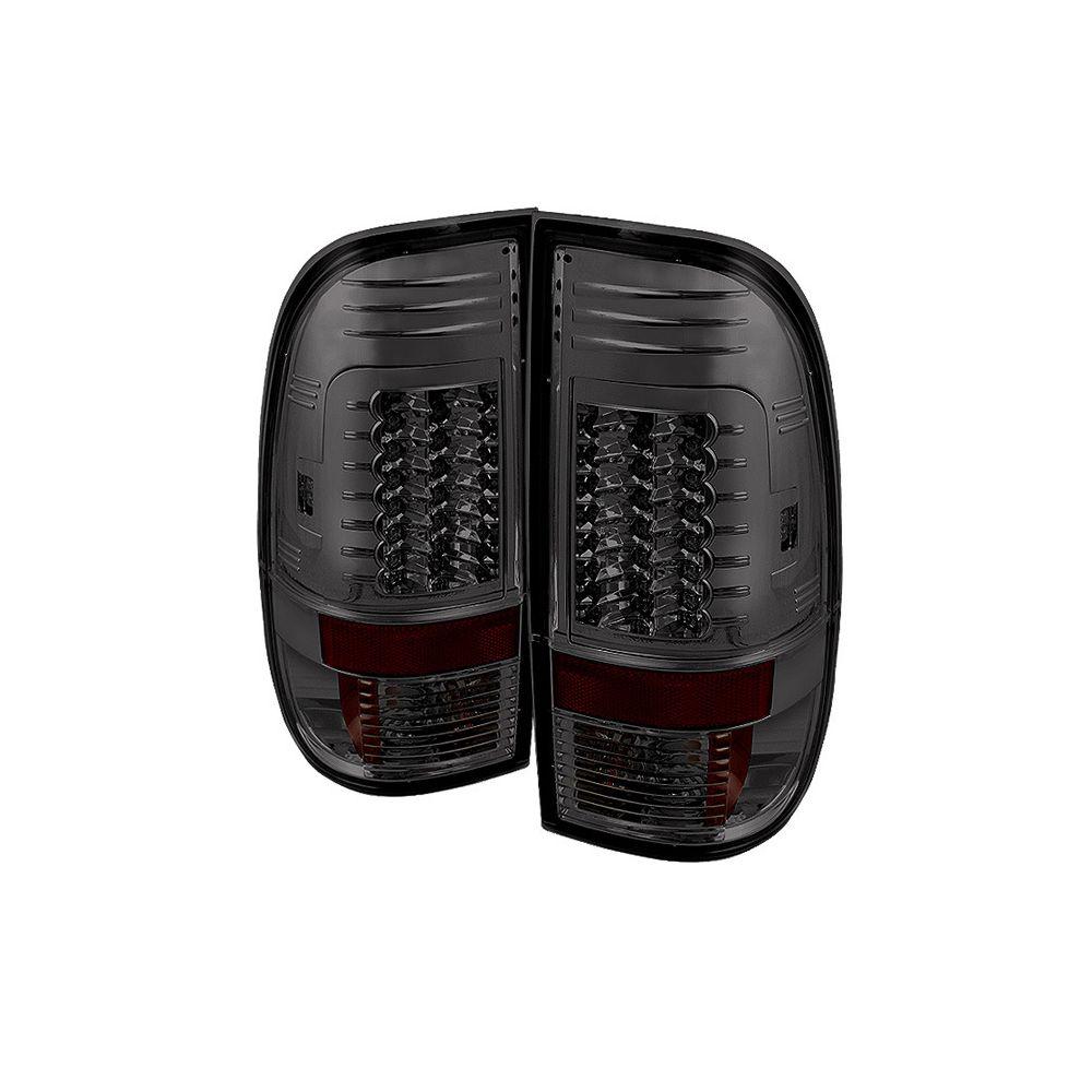 Spyder Auto ® - Smoke Version 2 LED Tail Lights (5029157)