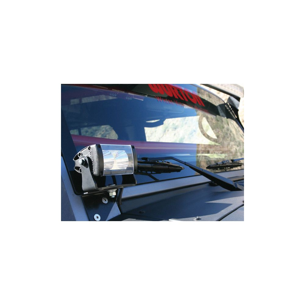 Wurton ® - 8 Inch Light Bar U-Cradle Mounting Bracket (86245)