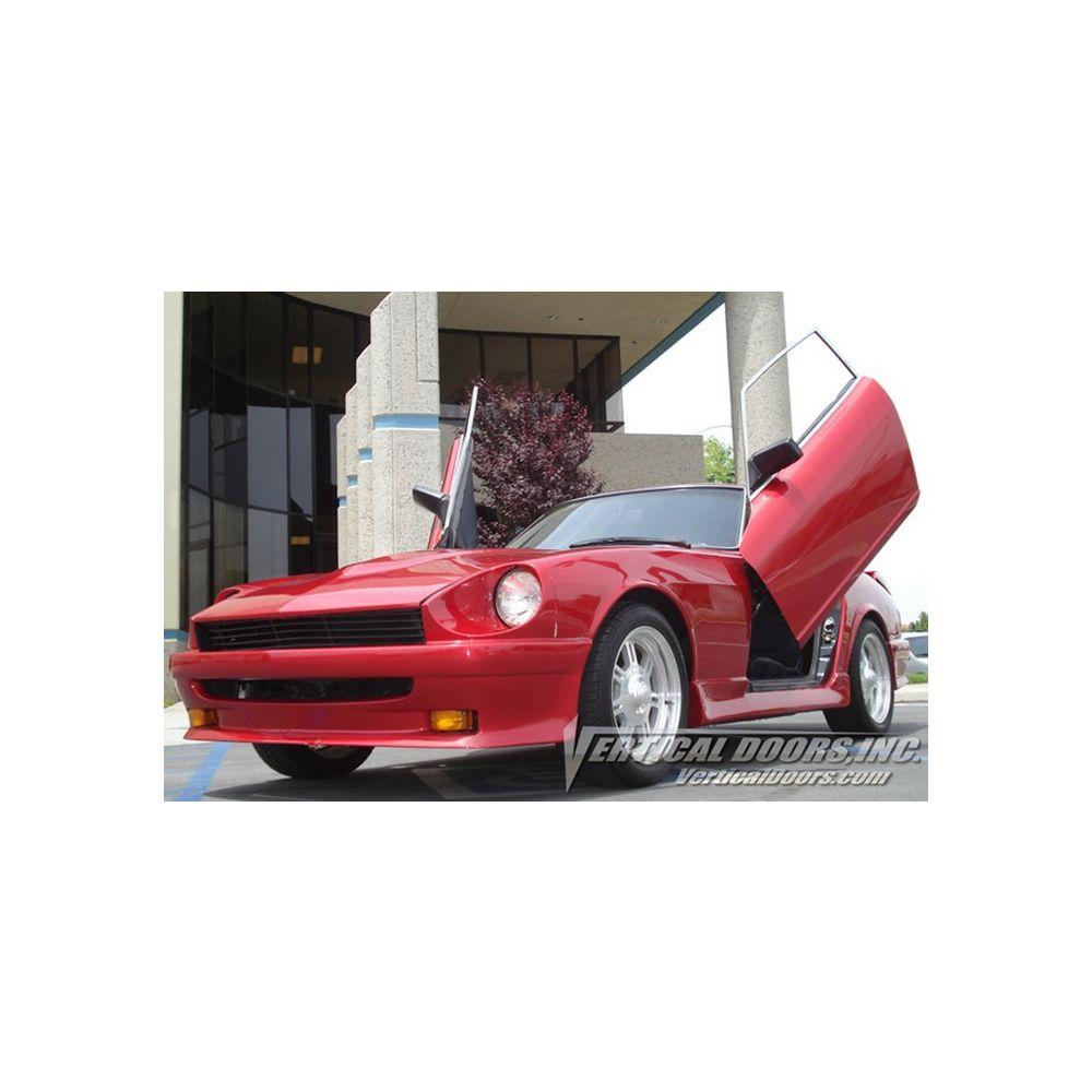 Vertical Doors ® - Custom Vertical Lambo Door Conversion Kit (VDCN240Z7073)