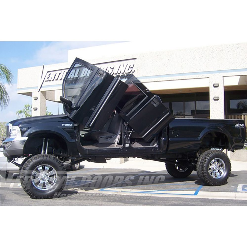 Vertical Doors ® - Custom Rear Vertical Lambo Door Conversion Kit (VDCF2509910REAR)