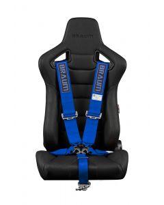 Braum ® - Blue 5 Point 3 Inch SFI 16.1 Racing Harness (BRH-BUS5)