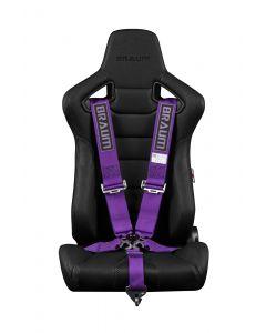 Braum ® - Purple 5 Point 3 Inch SFI 16.1 Racing Harness (BRH-PUS5)