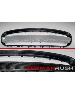 Vertical Doors ® - German Rush™ Carbon Fiber Grill Frame (GRJAGCFGF1416)