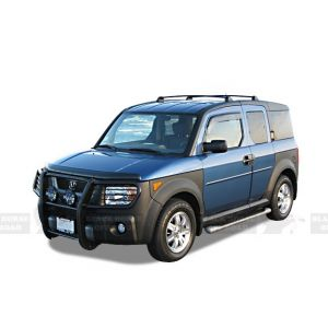 Black Horse Off Road ® - Grille Guard (17A155900MA)
