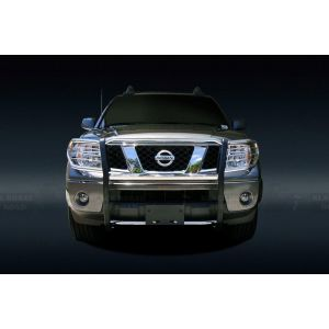 Black Horse Off Road ® - Grille Guard (17A110200MSS)