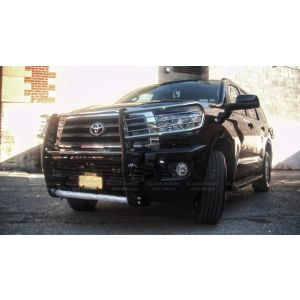 Black Horse Off Road ® - Grille Guard (17A098900MSS)