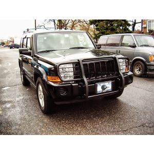 Black Horse Off Road ® - Grille Guard (17A081000MA)
