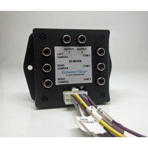 Mito Auto ® - Perimeter View Video Switching Box (20-MVS6K1)