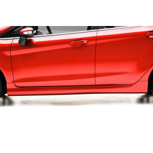 3dCarbon ® - Ford Fiesta Left Side Skirt