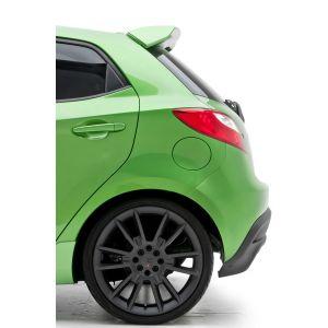 3dCarbon ® - Mazda2 Rear Lower Skirt