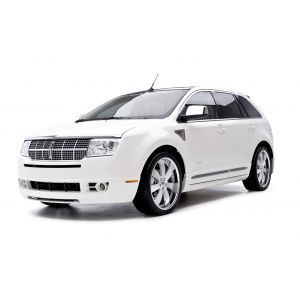 3dCarbon ® - Lincoln MKX Front Air Dam