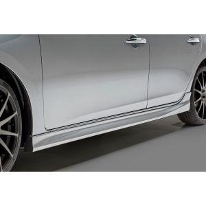 3dCarbon ® - Nissan Sentra Left Side Skirt