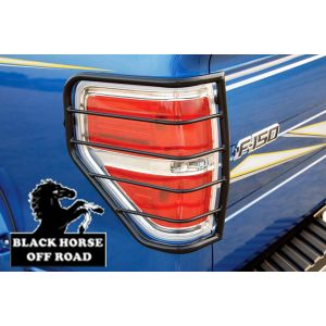 Black Horse Off Road ® - Tail Light Guards (7FDF1A)