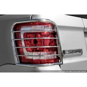 Black Horse Off Road ® - Tail Light Guards (7FDF1SS)