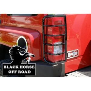 Black Horse Off Road ® - Tail Light Guards (7G020206A)