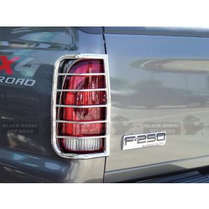 Black Horse Off Road ® - Tail Light Guards (7G044806A)