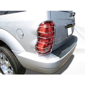 Black Horse Off Road ® - Tail Light Guards (7G070206SS)