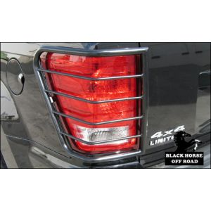Black Horse Off Road ® - Tail Light Guards (7G080206A)