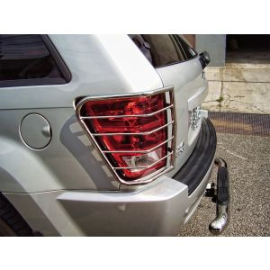 Black Horse Off Road ® - Tail Light Guards (7G080206SS)