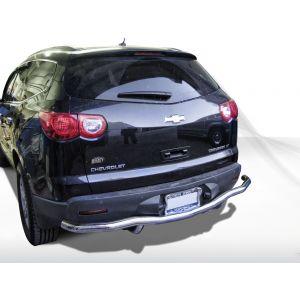 Black Horse Off Road ® - Rear Bumper Guard (8D009701SS)