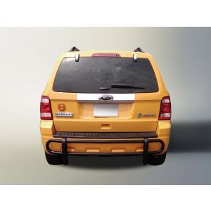 Black Horse Off Road ® - Rear Bumper Guard (8D048816A)
