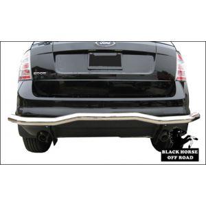 Black Horse Off Road ® - Rear Bumper Guard (8D049416SS)