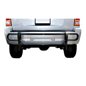Black Horse Off Road ® - Rear Bumper Guard (8D080616A)