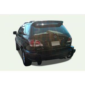 Black Horse Off Road ® - Rear Bumper Guard (8D091016A)