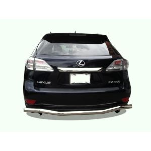 Black Horse Off Road ® - Rear Bumper Guard (8D091016SS-1)