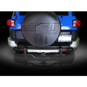 Black Horse Off Road ® - Rear Bumper Guard (8D098601A)