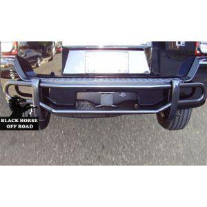 Black Horse Off Road ® - Rear Bumper Guard (8D110316A)