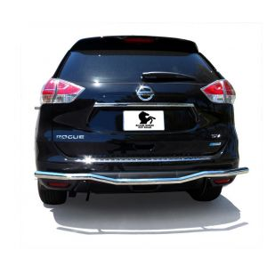 Black Horse Off Road ® - Rear Bumper Guard (8D116703SS-1)