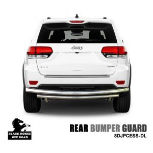 Black Horse Off Road ® - Rear Bumper Guard (8DJPCESS-DL)
